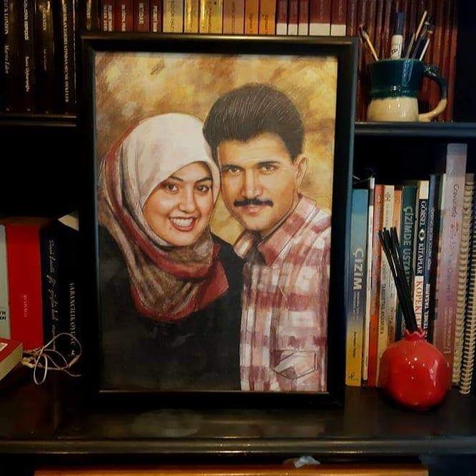 pastel portre istanbul ankara sanat resim kadıköy tattoo ümraniye