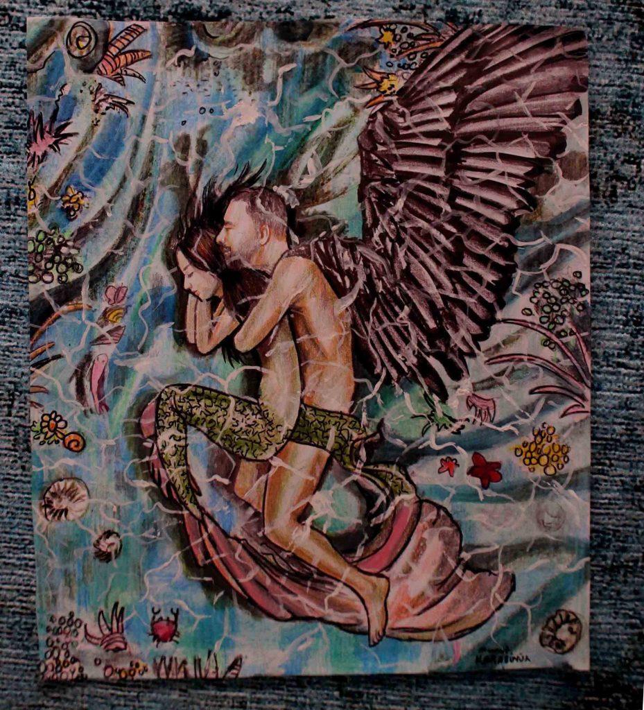 pastel portre istanbul ankara sanat resim kadıköy tattoo ümraniye pendik