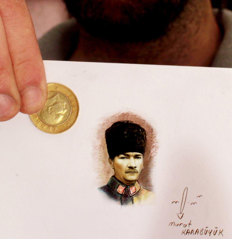 karakalem portre çizim istanbul ankara sanat kadıköy tattoo resim hediye yağlıboya pastel 1