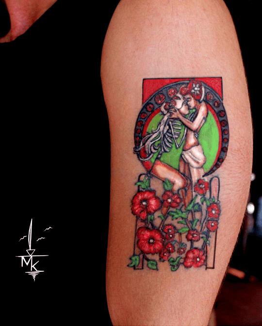 Dövme Tattoo Kadıköy İstanbul