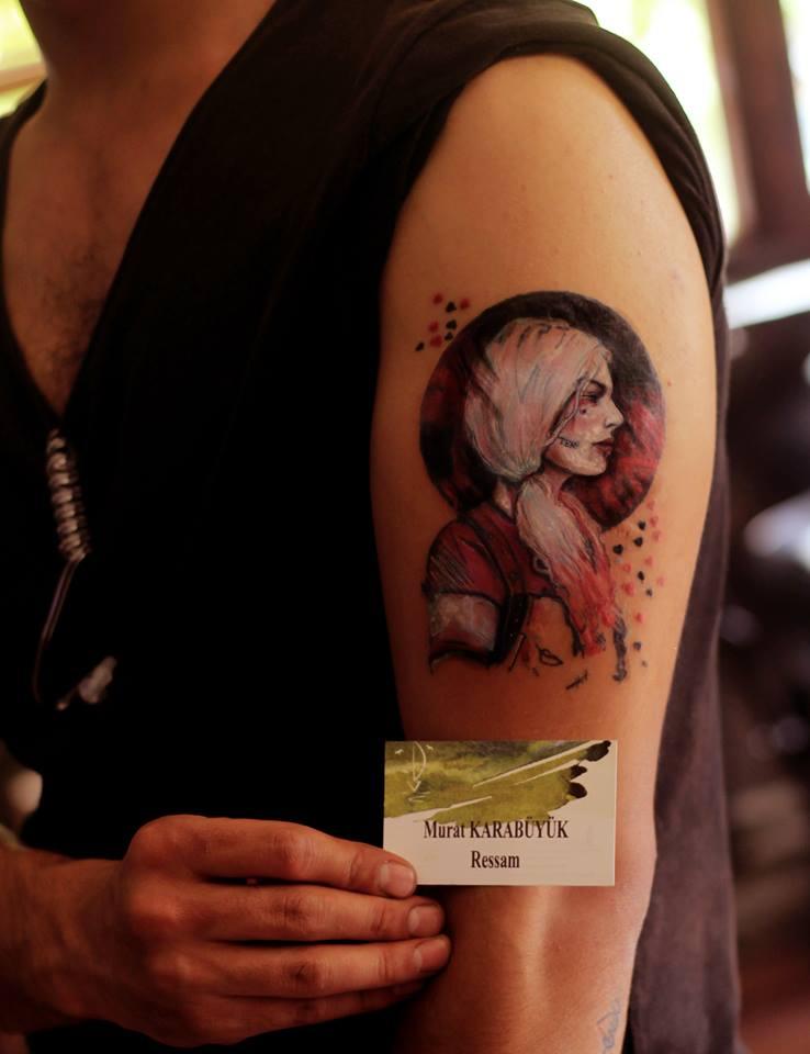 tattoo kadıköy ankara istanbul kalıcı dövme 5