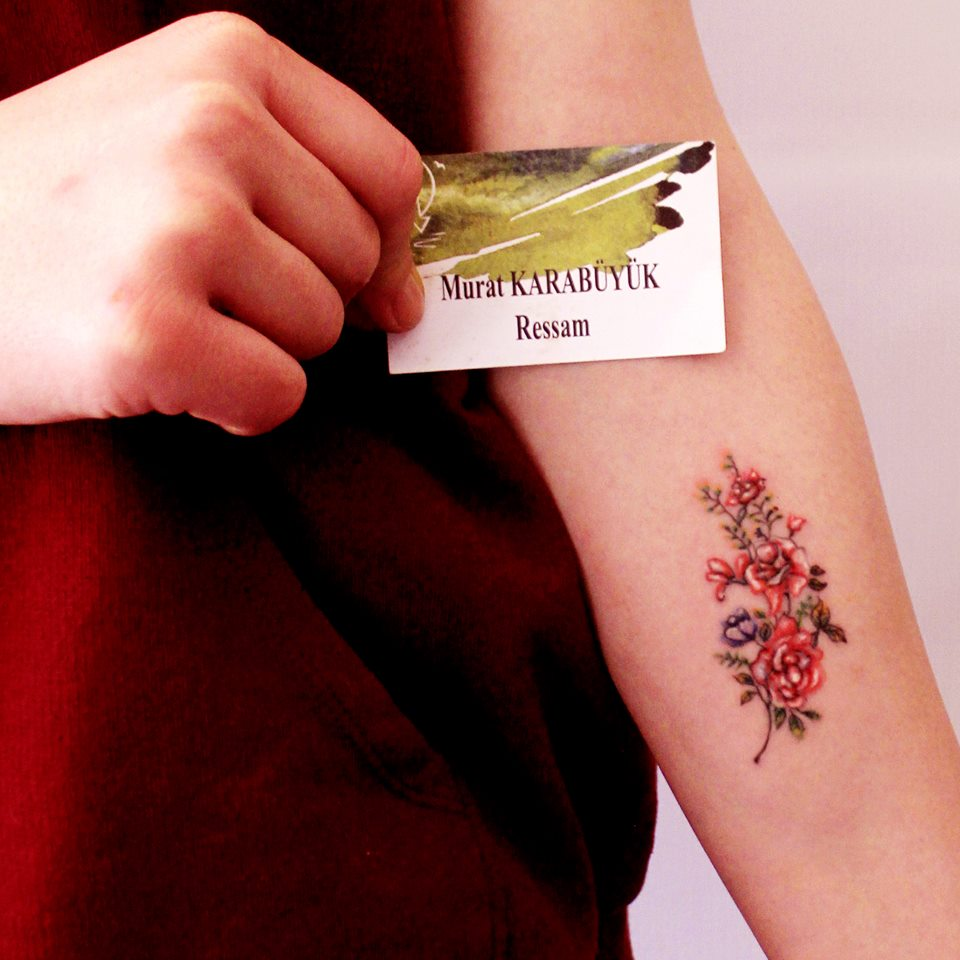 tattoo kadıköy ankara istanbul kalıcı dövme 6