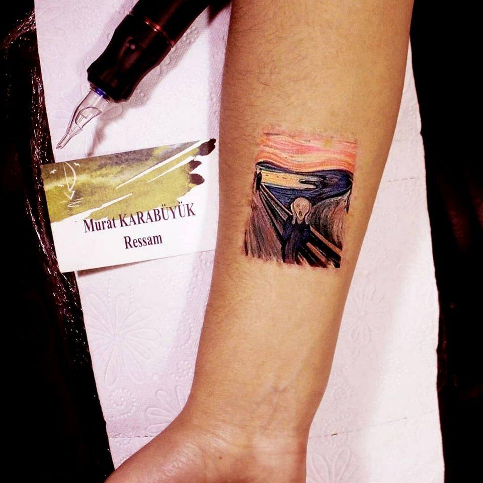 tattoo kadıköy ankara istanbul kalıcı dövme 7