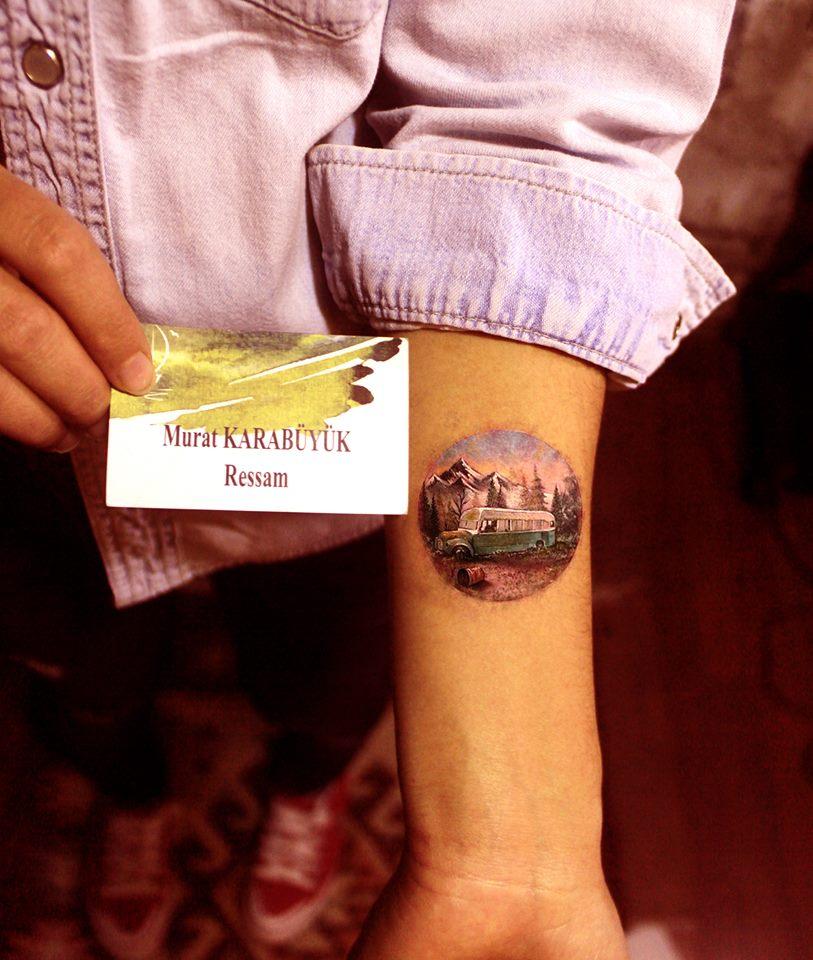 tattoo kadıköy ankara istanbul kalıcı dövme 12