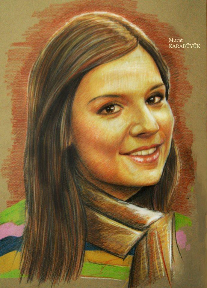 pastel portre çizim istanbul ankara sanat kadıköy resim hediye ressam 24