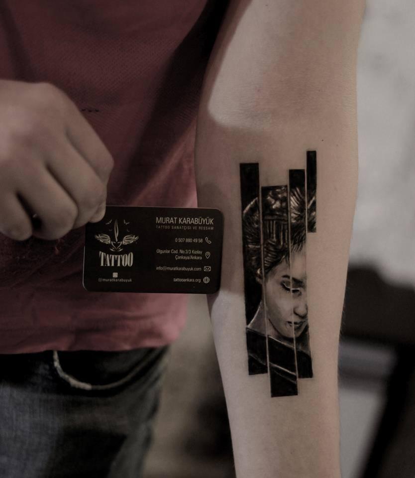 tattoo kadıköy ankara istanbul kalıcı dövme 28