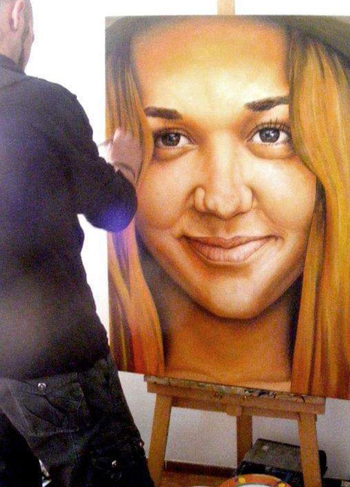 Yağlıboya Portre Çalışmaları - Sanatsal Hediyeler İstanbul ümraniye pendik galata nişantaşı bebek 123