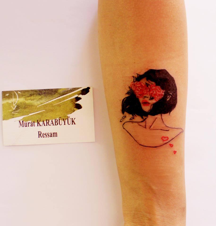 tattoo kadıköy ankara istanbul kalıcı dövme 35