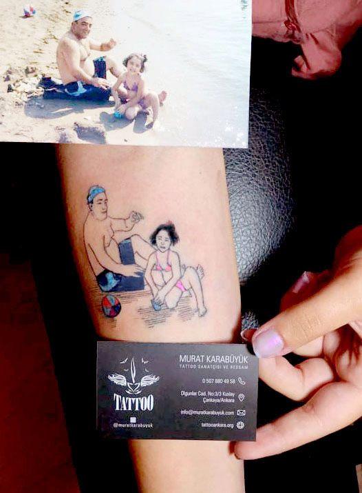 tattoo kadıköy ankara istanbul kalıcı dövme 11
