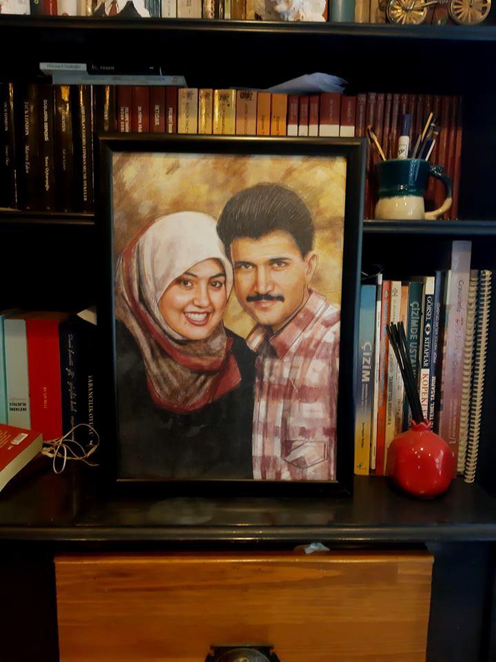 pastel portre istanbul ankara sanat resim kadıköy tattoo 3