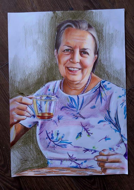 pastel portre istanbul ankara sanat resim kadıköy tattoo 78