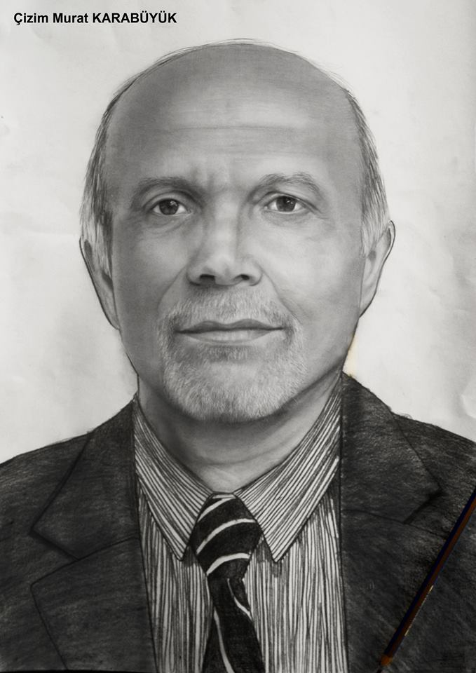 Karakalem Portre Sevgili Hediye İstanbul ankara 59