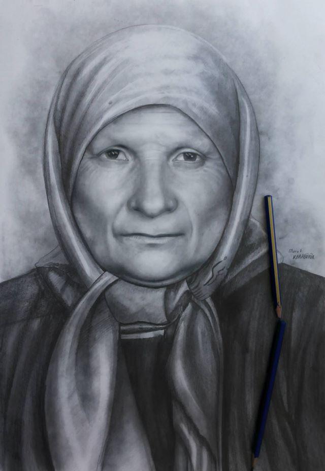 Karakalem Portre Sevgili Hediye İstanbul ankara 32
