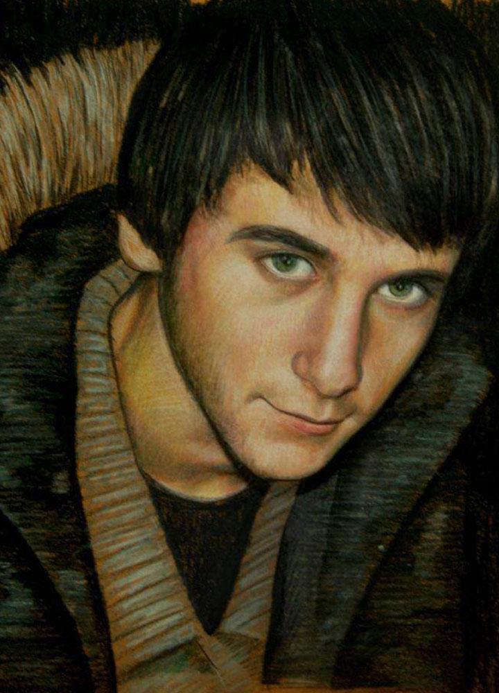 pastel portre çizim istanbul ankara sanat kadıköy resim hediye ressam 6