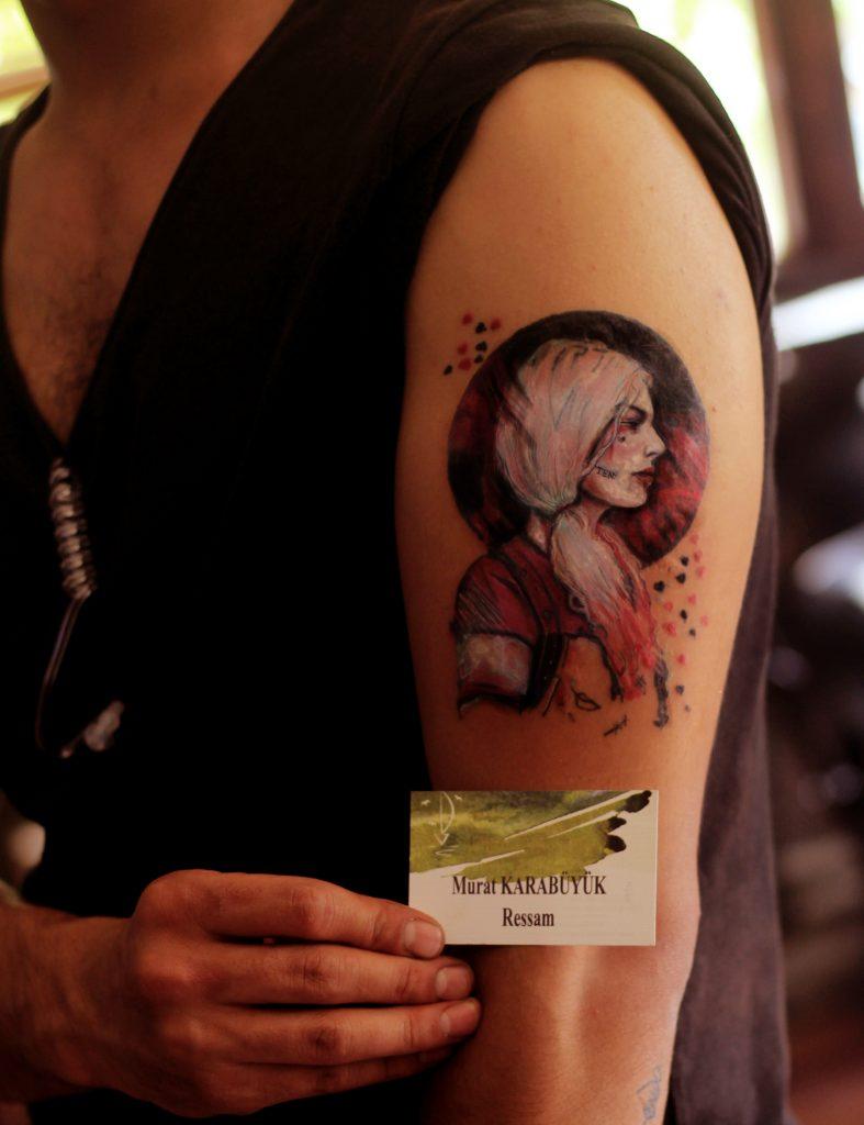 tattoo kadıköy ankara istanbul kalıcı dövme