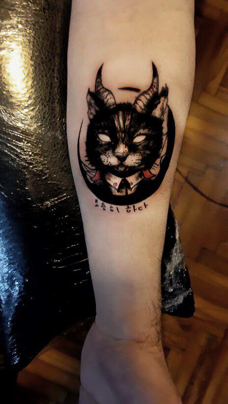 tattoo kadıköy istanbul tatto kalıcı dövme ressam kedi