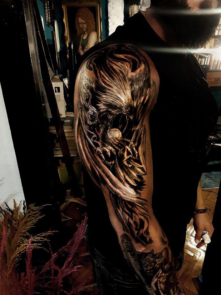 tattoo kadıköy istanbul tatto kalıcı dövme ressam kol kaplama