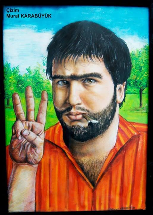 pastel portre çizim istanbul ankara sanat kadıköy resim hediye ressam recep ivedik