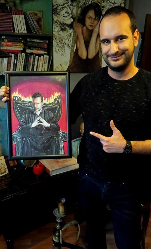 karakalem portre karikatür çizim istanbul ankara sanat kadıköy tattoo resim hediye yağlıboya pastel ressam 1