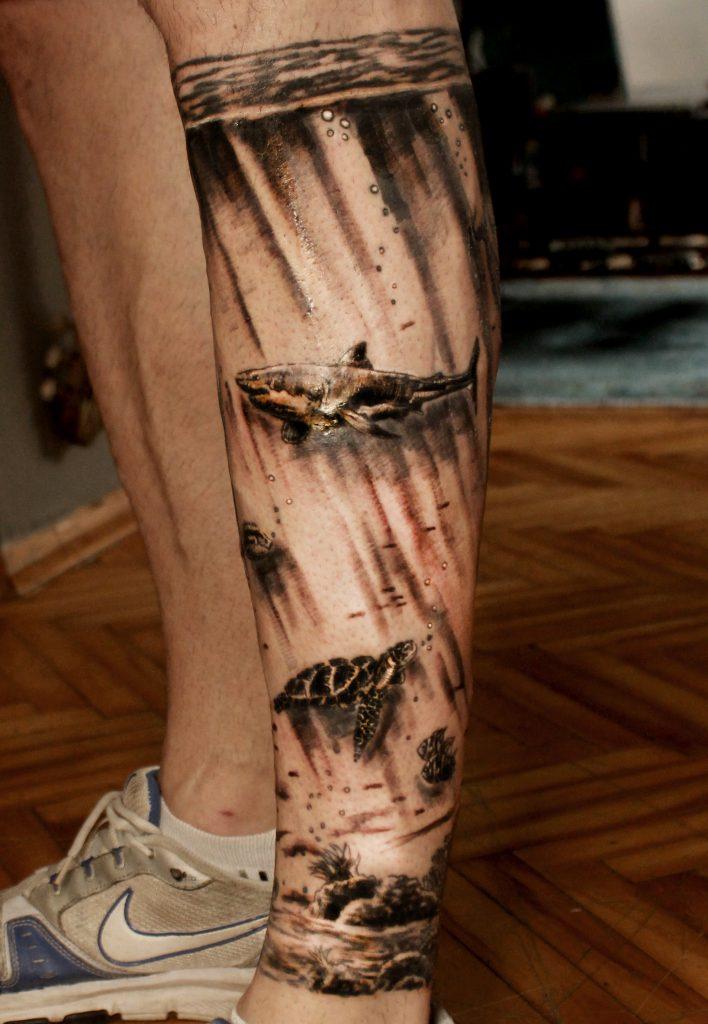 tattoo kadıköy istanbul tatto kalıcı dövme ressam bacak kaplama